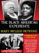 Mary McLeod Bethune : champion for education