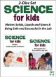 Matter, solids, liquids and gases & being safe and successful in the lab.