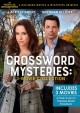 Crossword mysteries 3-movie collection.