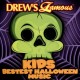 Drew's Famous kids bestest Halloween music