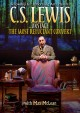 C.S. Lewis on stage : the most reluctant convert