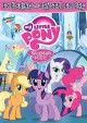 My little pony friendship is magic. Exploring the Crystal Empire.