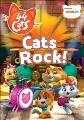44 cats. Cats rock!