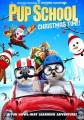 Pup school. Christmas