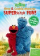 Sesame Street. Elmo and Cookie Monster supersized fun