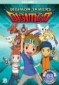 Digimon tamers. Third season.