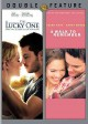 Double feature : The lucky one ; A walk to remember