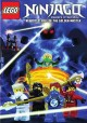 Lego Ninjago, masters of spinjitzu. Season three, part two, Rebooted : Fall of the golden master.