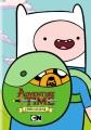 Adventure time. Finn the human