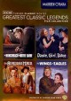 Turner Classic Movies greatest classic legends film collection. Maureen O