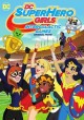 DC superhero girls. Intergalactic games