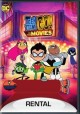 Teen Titans Go! To the Movies (DVD).