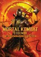 Mortal kombat legends. Scorpion