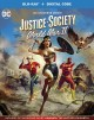 Justice society. World War II