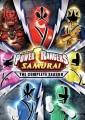 Power Rangers samurai. The complete season