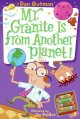 Mr. Granite is from another planet!