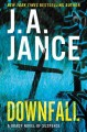 Downfall : A Brady Novel of Suspense