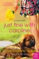 Just fine with Caroline
