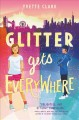 Glitter gets everywhere