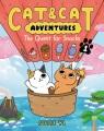 Cat & Cat adventures. [1], The quest for snacks