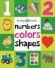 Numbers, colors, shapes.