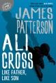 Ali Cross : like father, like son