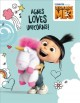 Agnes loves unicorns!.