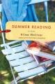 Summer reading : a novel