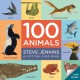 100 animals : a lift-the-flap book