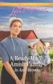 A ready-made Amish family
