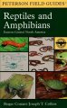A field guide to reptiles & amphibians : eastern and central North America