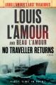 No traveller returns : a novel