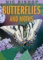 Nic Bishop butterflies and moths