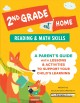 2nd grade at home : a parent's guide with lessons & activities to support your child's learning. Reading & math skills.