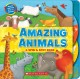 Amazing animals : a spin & spot book