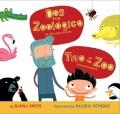 Dos en el zoológico : un libro para contar = Two at the zoo: a counting book