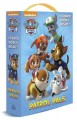 Paw Patrol: Rocky and Rubble.