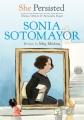 She persisted : Sonia Sotomayor