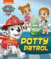Potty patrol.