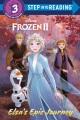 Elsa's epic journey