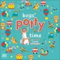 Boys' potty time : with special reward stickers!