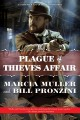 The plague of thieves affair : a Carpenter and Quincannon mystery