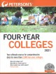 Peterson's four-year colleges 2021.