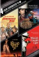 4 film favorites. Country western collection