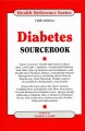 Diabetes sourcebook : basic consumer health information about type 1 and type 2 diabetes, gestational diabetes, and other types of diabetes and prediabetes, with details about medical, dietary, and lifestyle disease management issues, including blood gluc