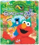 Elmo at the zoo