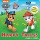 Happy tails! : slide-a-story