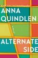 Alternate side : a novel