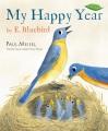 My happy year by E. Bluebird