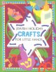 Jewish holiday crafts for little hands